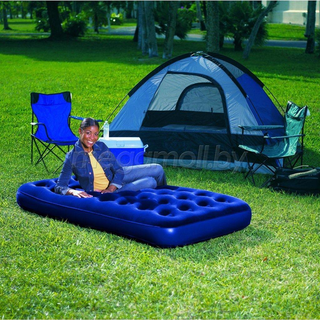 Купить палатку и надувной матрас в минске заказать двуспальный матрас интекс