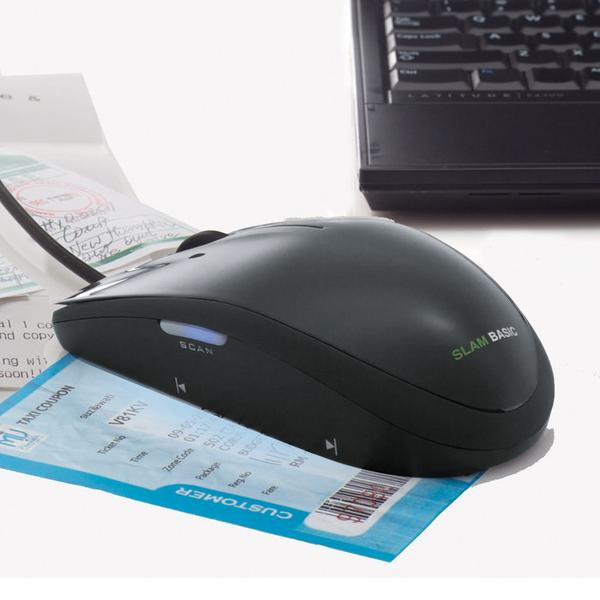 Мышь-сканер Brookstone Scanner Mouse