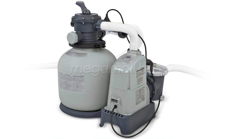d85413af15e5 Хлоргенератор с песочным фильтр-насосом Intex 28676 купить в Минске ...