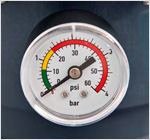 Датчик давления манометр песочного фильтра Intex