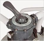 Шести-позиционный клапан песочного фильтра Intex