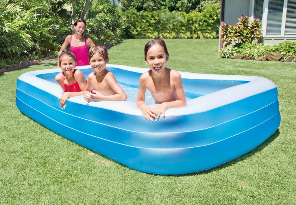 Надувной бассейн Intex 56484 Семейный 305x175x56 см