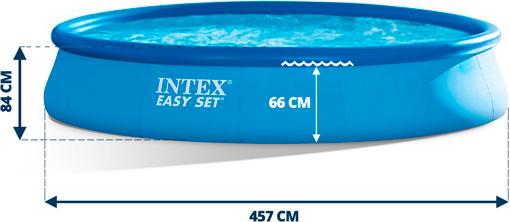 Купить в Минске надувной бассейн Intex 28158